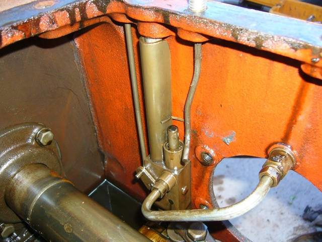 Ford 8n Hydraulic Control Lever : Ford n discussion board everett trencher