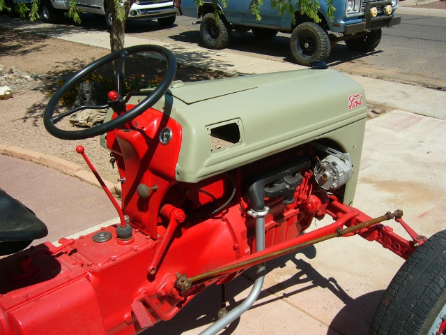 Ford 9n Hydraulic Pump Removal : Lift won t lower ford n forum yesterday s